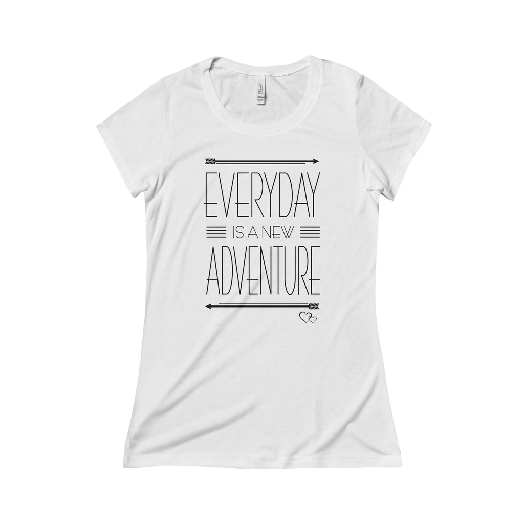 EVERYDAY ADVENTURE - Triblend Short Sleeve
