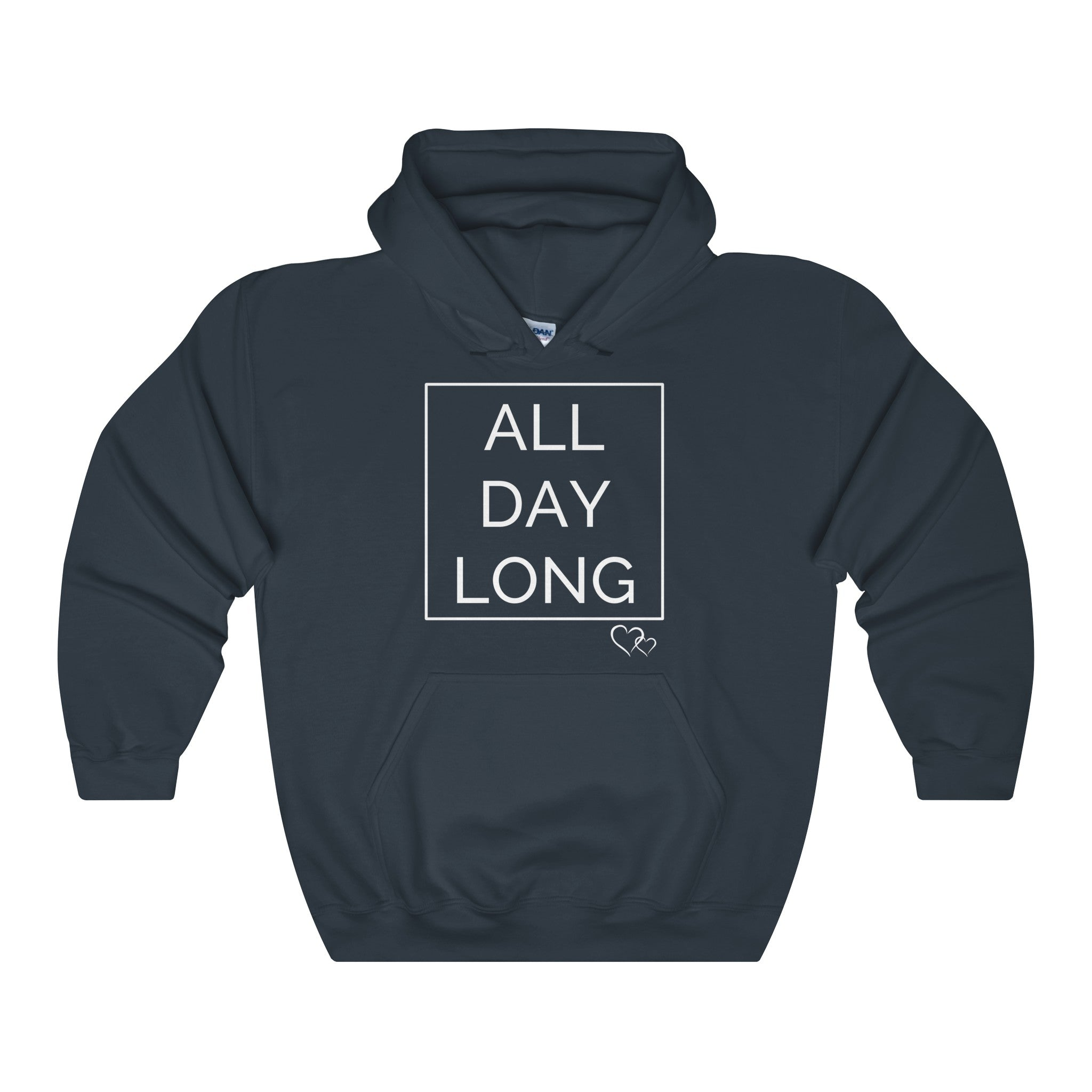 ALL DAY LONG - Hoodie (Unisex)