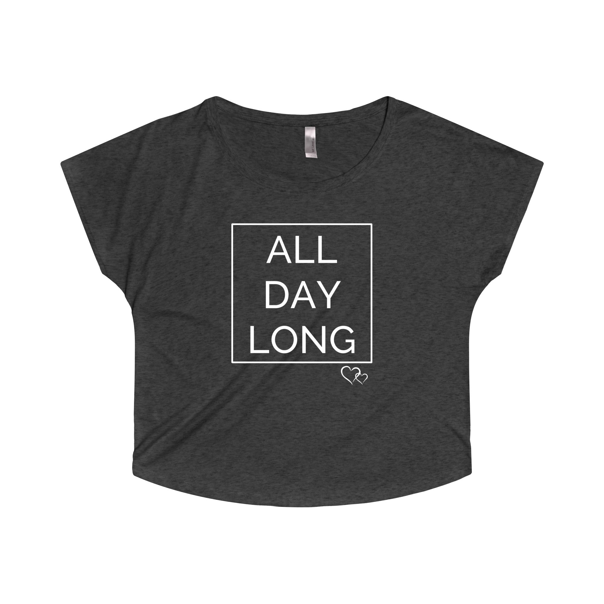 ALL DAY LONG - Loose Dolman Sleeve