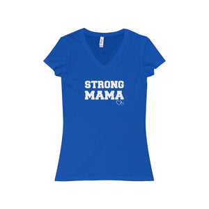 STRONG MAMA - Short Sleeve V