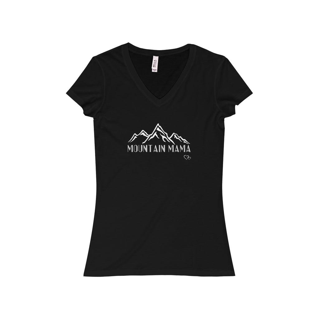 MOUNTAIN MAMA - Short Sleeve V