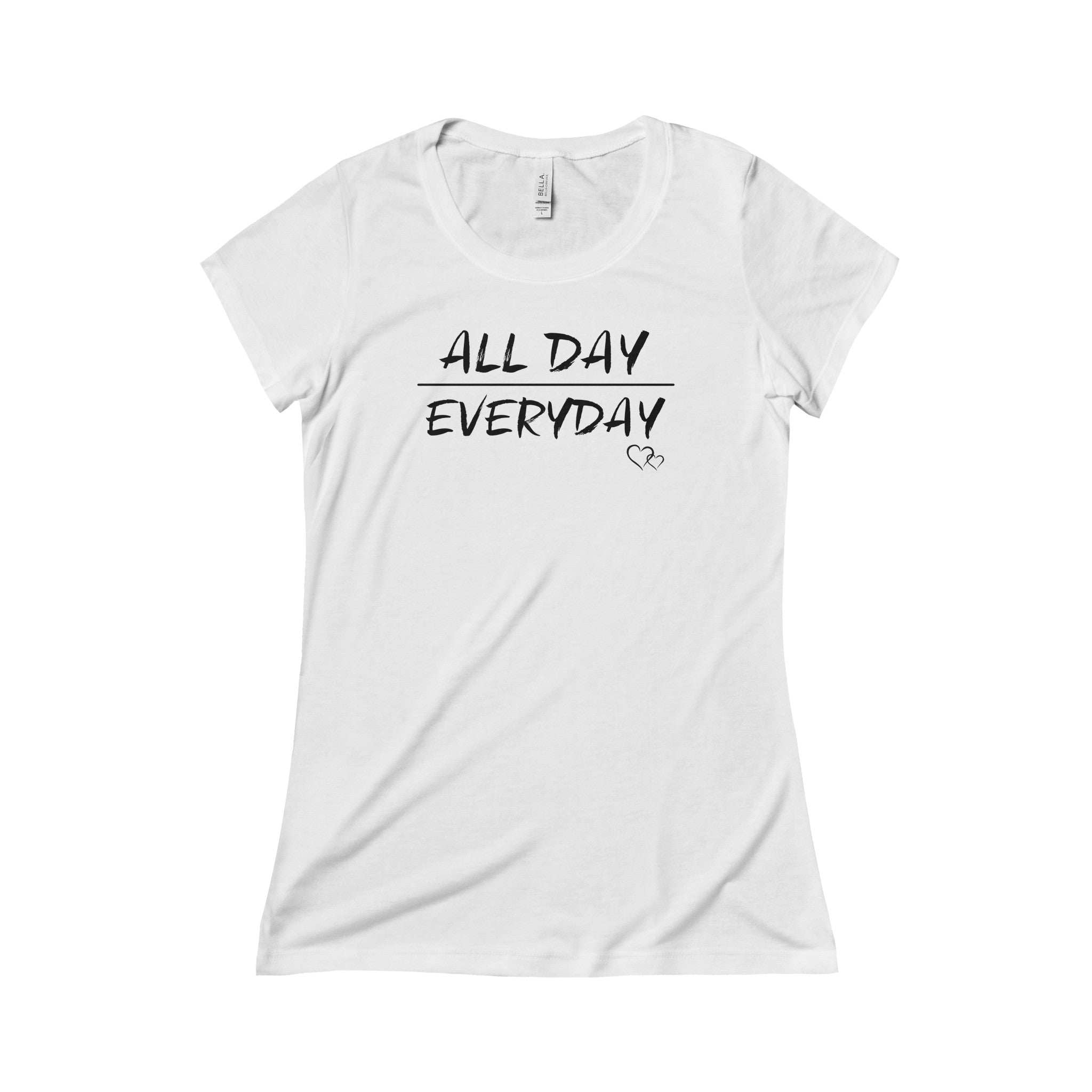 ALL DAY EVERYDAY - Triblend Short Sleeve