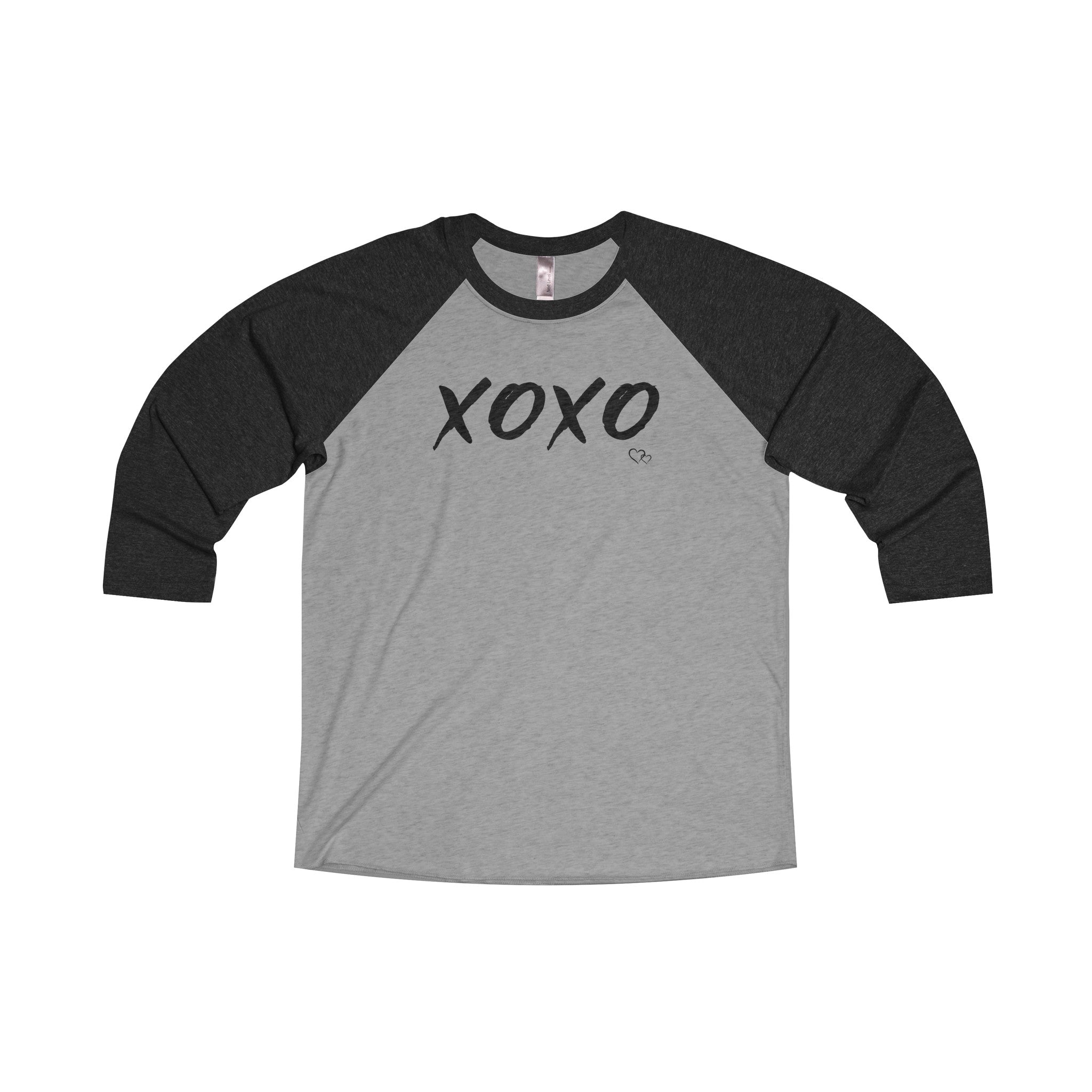 XOXO - Baseball 3/4 Sleeve (Unisex)