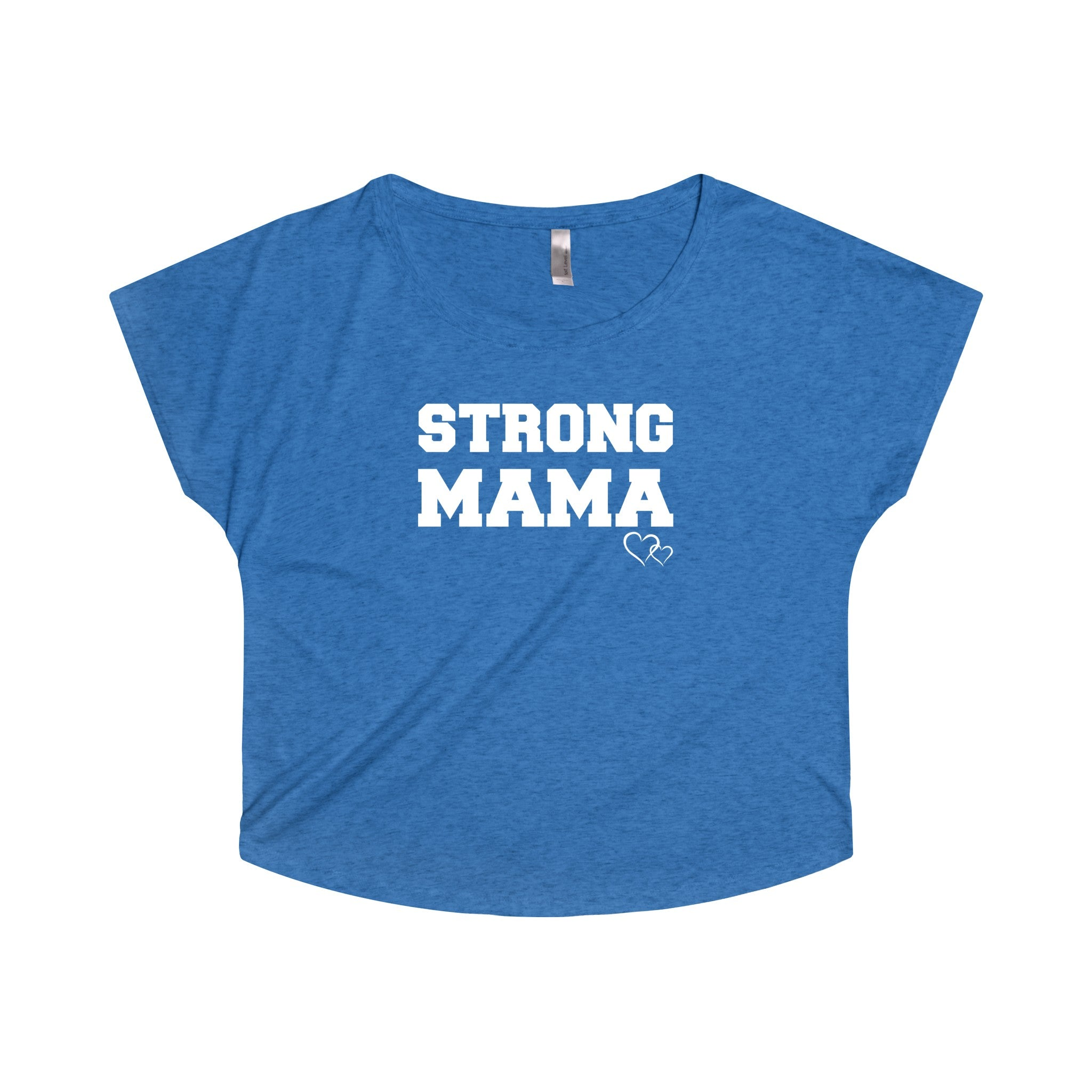 STRONG MAMA - Loose Dolman Sleeve