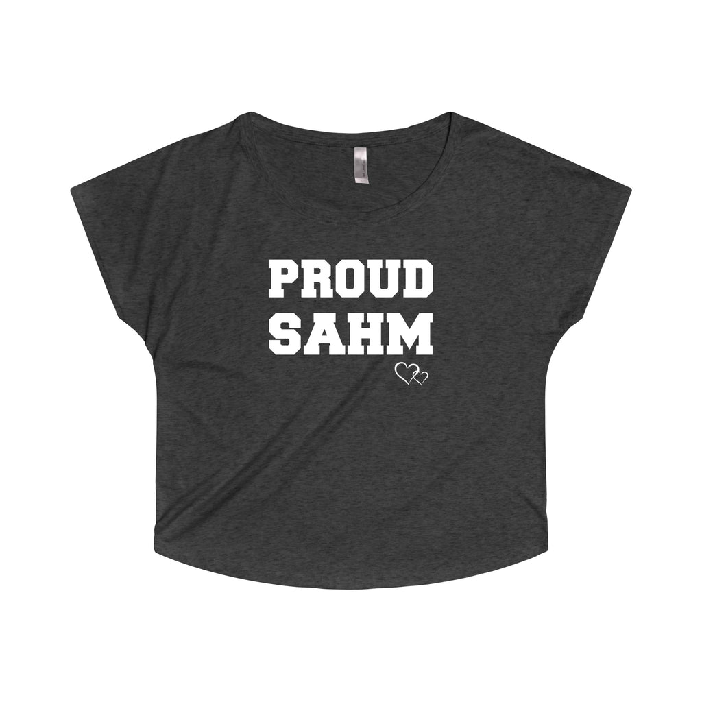 PROUD SAHM - Loose Dolman Sleeve
