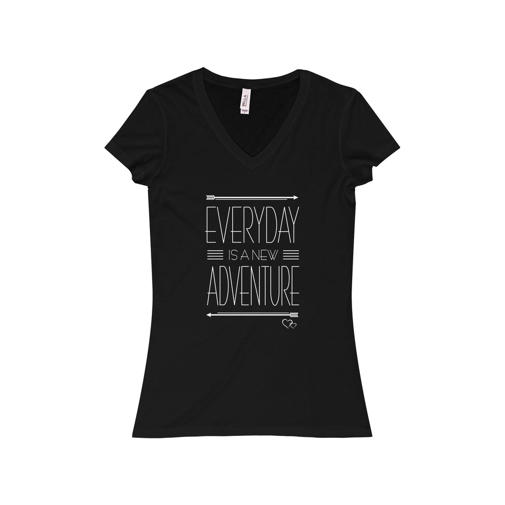 EVERYDAY ADVENTURE - Short Sleeve V