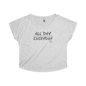 ALL DAY EVERYDAY - Loose Dolman Sleeve