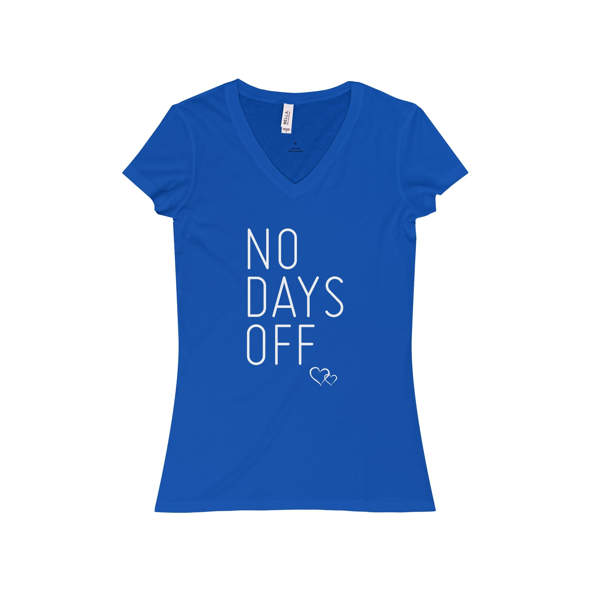 NO DAYS OFF - Short Sleeve V