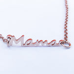 Small Mama Necklace
