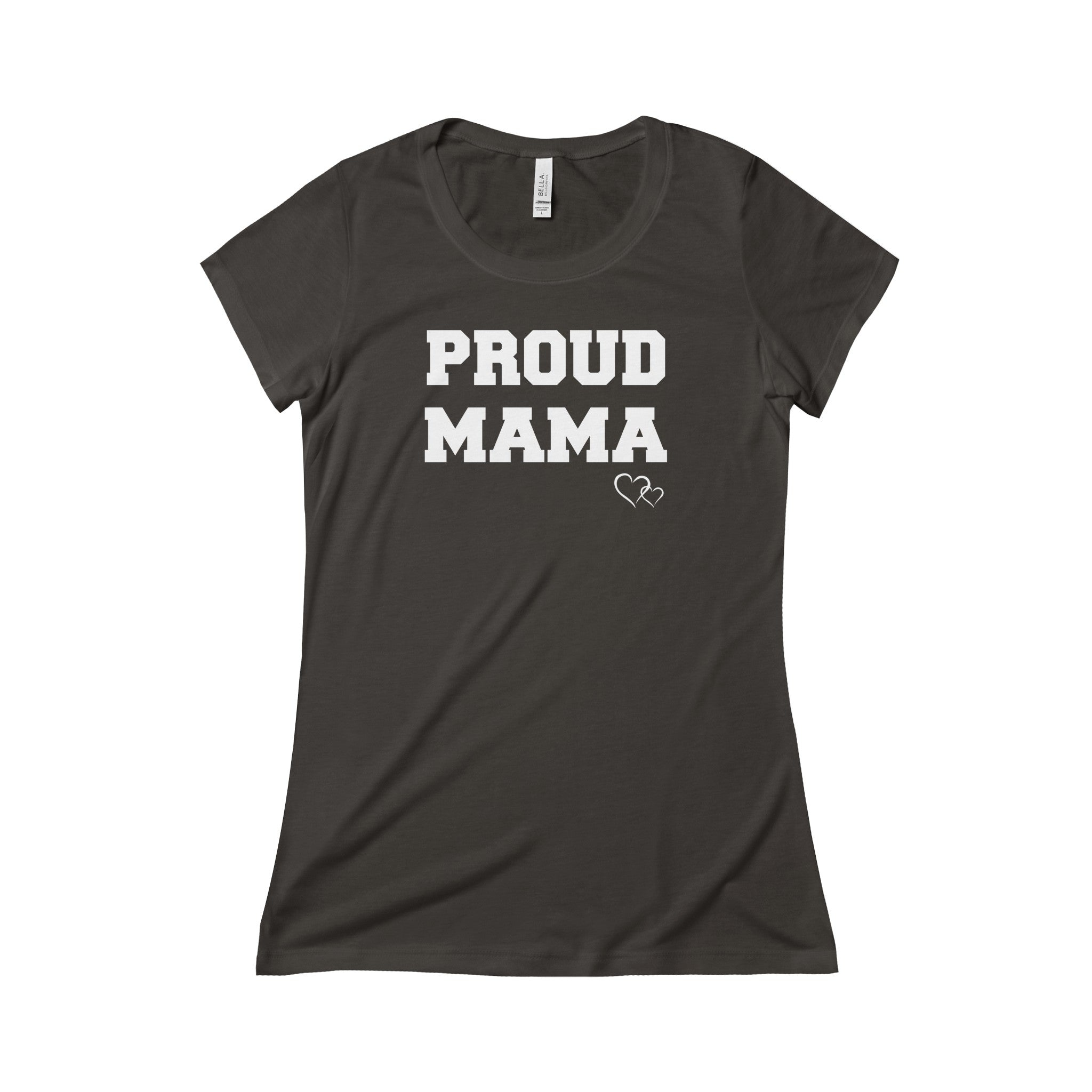 PROUD MAMA - Triblend Short Sleeve