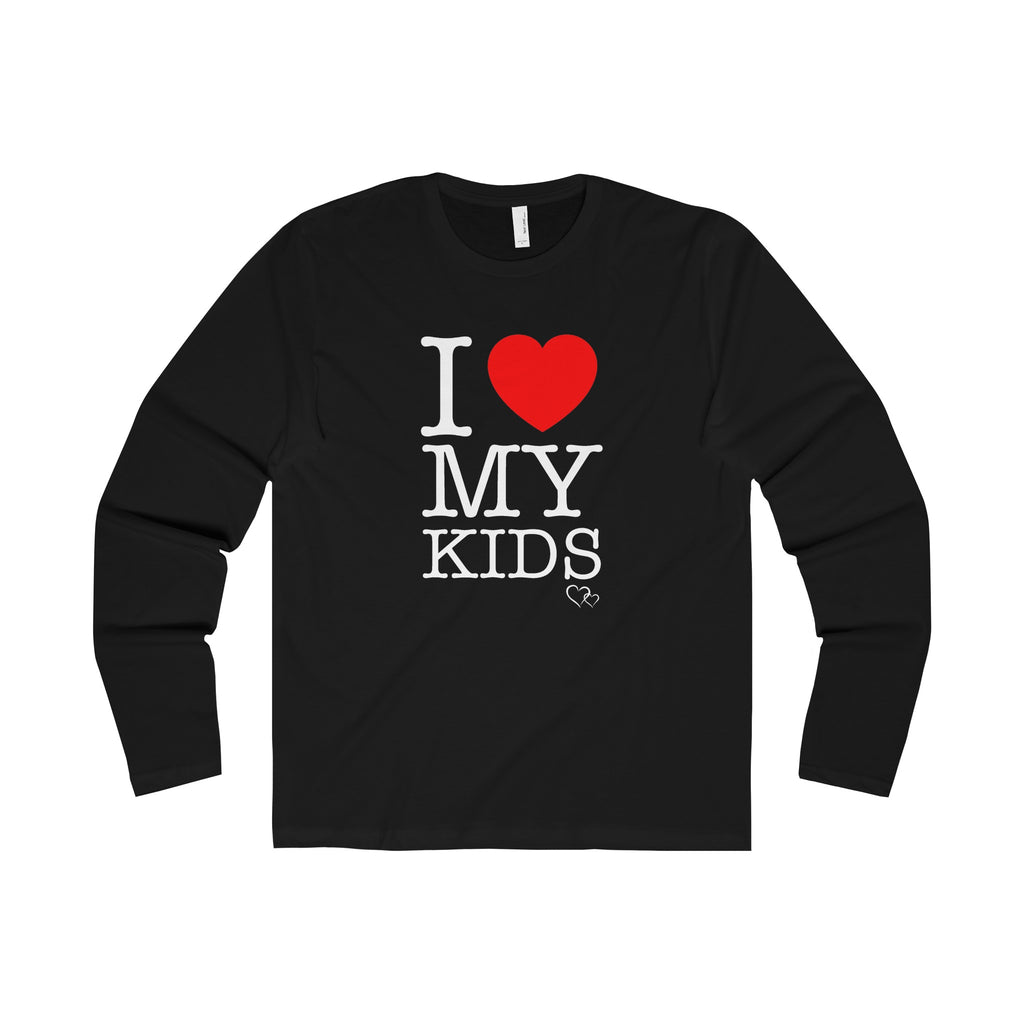 I LOVE MY KIDS - Long Sleeve (Unisex)