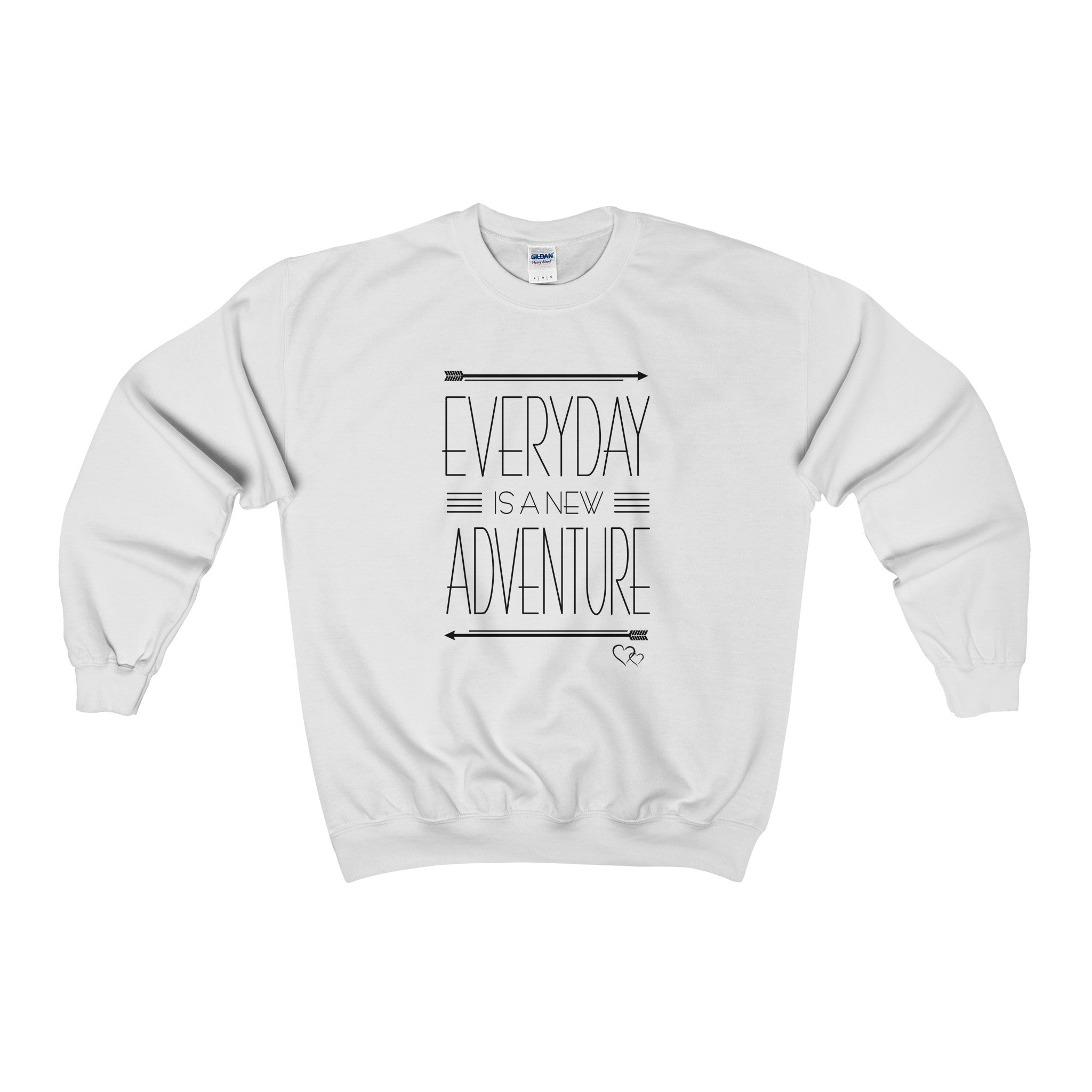 EVERYDAY ADVENTURE - Sweatshirt (Unisex)