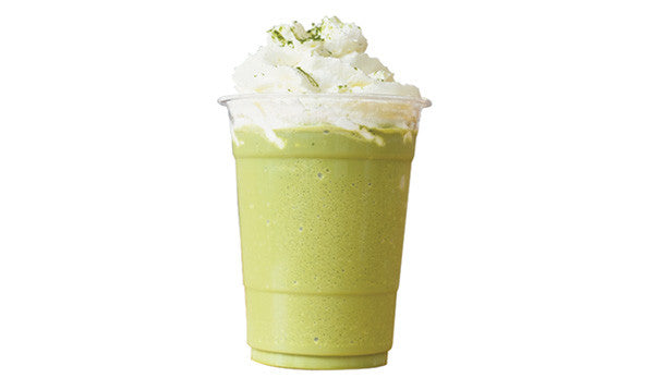 Matcha Green Tea Mango Smoothie