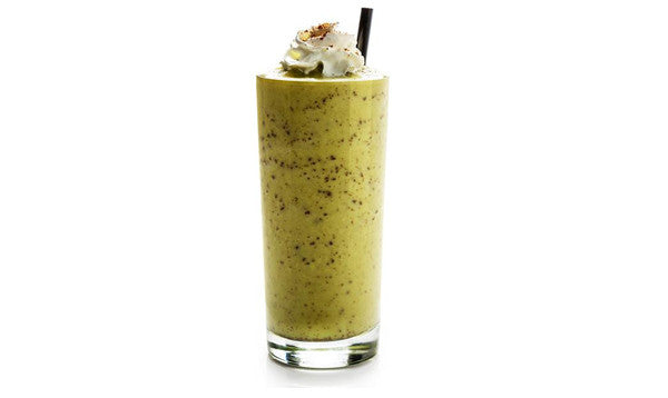 Matcha Mint Chocolate Chip Frappe