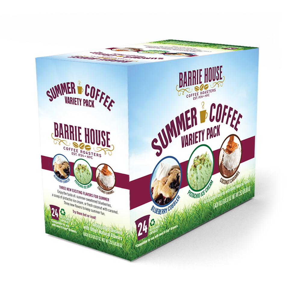 Summer Coffee Variety Pack