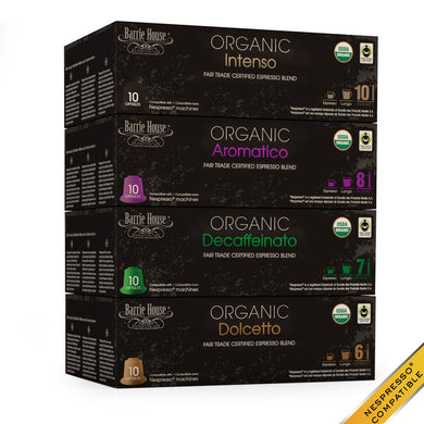 Espresso Blends<br>FTO Capsules<br>40 ct Variety Pack