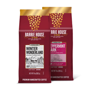Winter Favorites Assortment<br> Flavored Coffee<br>2 Pack / 10 oz Bag (20 oz Total)