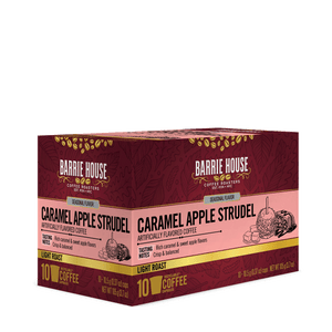 Caramel Apple Strudel<br>Flavored Coffee<br>10 ct Capsules