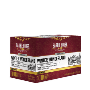 Winter Wonderland<br>Flavored Coffee<br>10 ct Capsules
