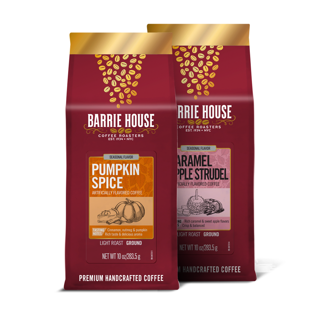 Fall Favorites<br> Flavored Coffee<br>2 Pack / 10 oz Bags