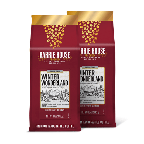 Winter Wonderland<br> Flavored Coffee<br>2 Pack / 10 oz Bags