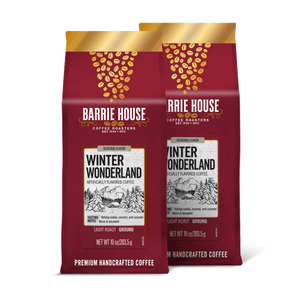 Winter Wonderland<br> Flavored Coffee<br>2 Pack / 10 oz Bag (20 oz Total)
