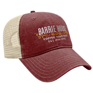 Barrie House<br>Trucker Style<br>Mesh Hat