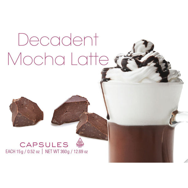 Barrie House Decadent Mocha Latte Capsules 24 ct