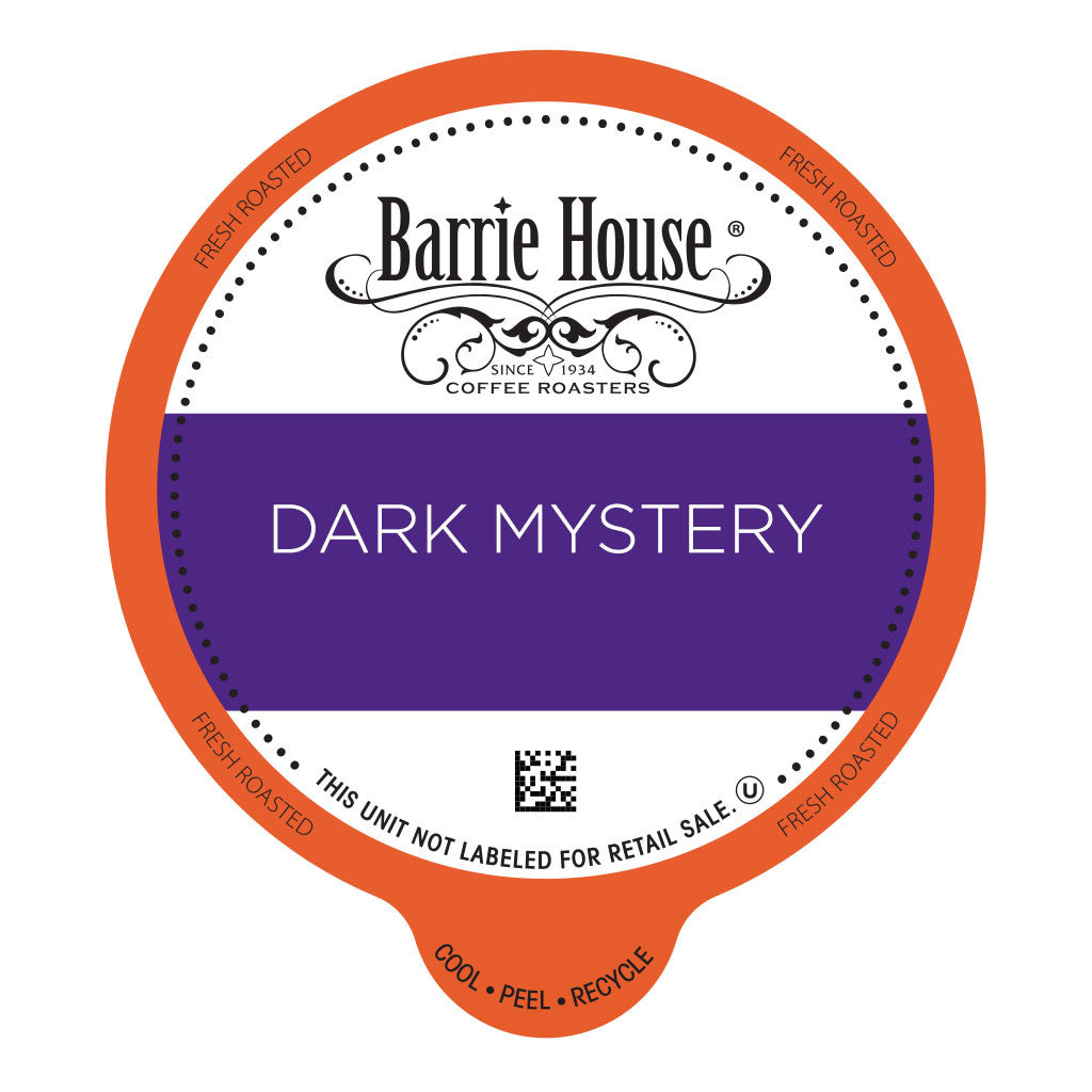 Barrie House Dark Mystery Value Pack Capsules 80 ct k-cups