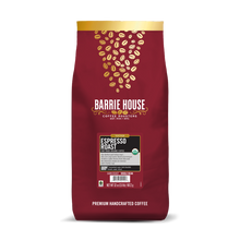 Load image into Gallery viewer, Espresso Roast<br>Fair Trade Organic Coffee<br>2 lb Bag - Whole Bean