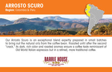 Load image into Gallery viewer, Arrosto Scuro<br>French Press Grind<br>40 x 1 oz Frac Pack