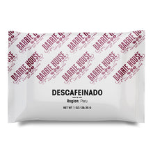 Load image into Gallery viewer, Descafeinado<br>French Press Grind<br>40 x 1 oz Frac Pack