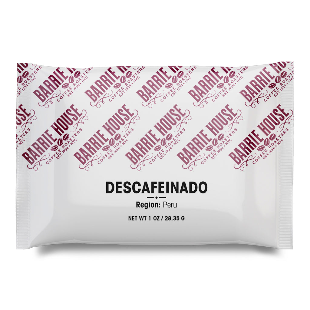 Descafeinado<br>French Press Grind<br>40 x 1 oz Frac Pack