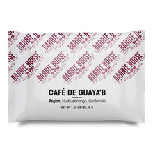 Load image into Gallery viewer, Café de Guaya'b<br>French Press Grind<br>24 x 1.85 oz Frac Pack
