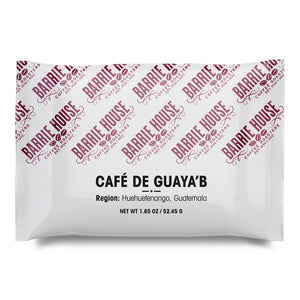Café de Guaya'b<br>French Press Grind<br>24 x 1.85 oz Frac Pack