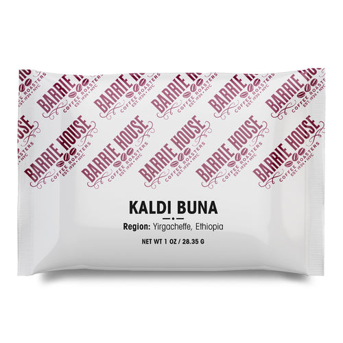 Kaldi Buna<br>French Press Grind<br>40 x 1 oz Frac Pack