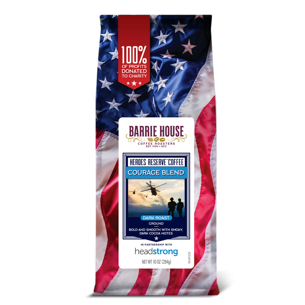 Heroes Reserve<br>Courage Blend<br>10oz Bag