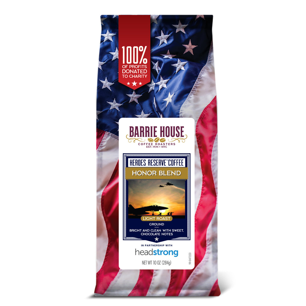 Heroes Reserve<br>Honor Blend<br>10oz Bag