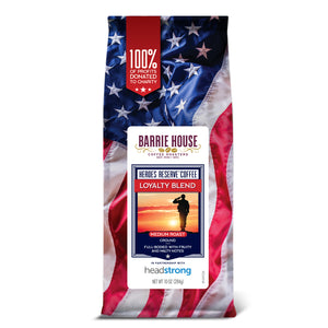 Heroes Reserve<br>Loyalty Blend<br>10oz Bag