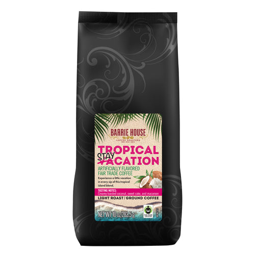 Tropical Staycation<br>Ground<br>10 oz Bag