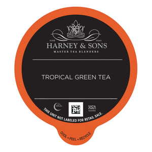 Harney & Sons Tropical Green Single Serve Capsules 24 ct k-cups