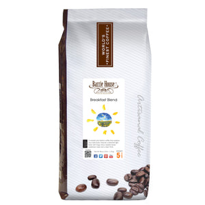 Barrie House Breakfast Blend 2.5 lb Whole Bean