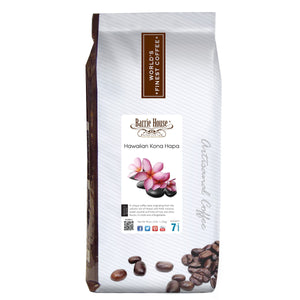 Barrie House Hawaiian Kona Hapa-Prime 2.5 lb Whole Bean