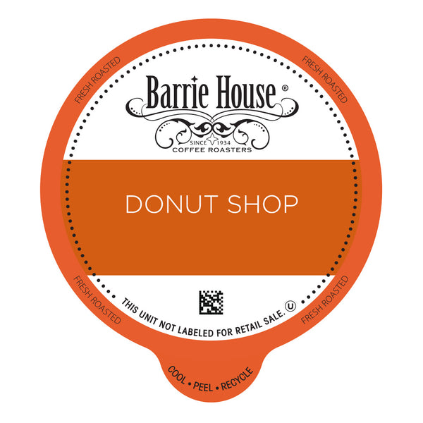 Barrie House Donut Shop Value Pack Capsules 80 ct coffee k-cups