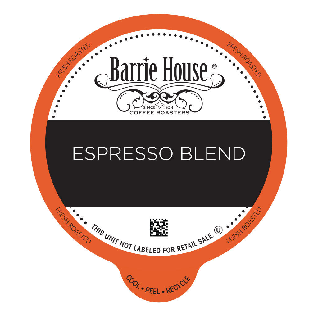Classic Espresso Blend <br>Single Serve Capsules <br>80 ct Value Pack