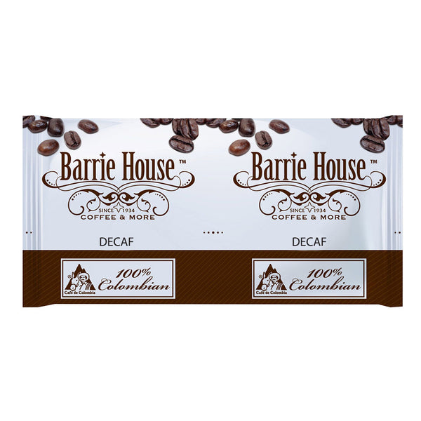 Barrie House Decaf 100% Colombian 24/2.50 oz