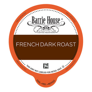 Barrie House French Roast Value Pack Capsules 80 ct k-cups