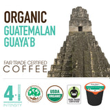 Barrie House SMBC Fair Trade Organic Guatemala Guaya'b Single Capsules 24 ct