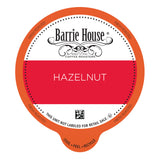 Barrie House Hazelnut Value Pack Capsules 80 ct k-cups