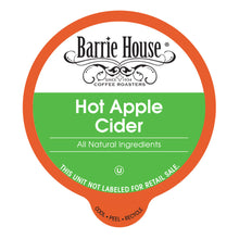 Load image into Gallery viewer, Barrie House Salted Caramel Hot Cocoa Capsules 24 ct K-cups